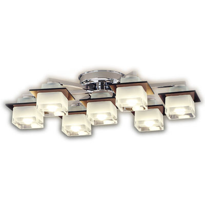 東芝 LEDシャンデリア(~4.5畳) ※ランプ別売 LEDC88161-7G