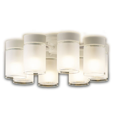 東芝 LEDシャンデリア(~10畳) ※ランプ別売 LEDC88028-8G