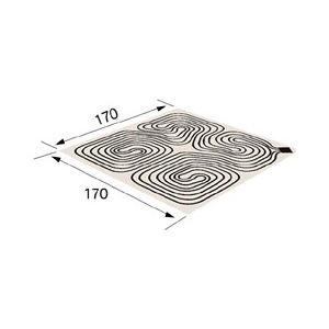 コロナ 床暖房システム部材 ソフトパネル 2畳用 UP22FB【納期目安:3週間】