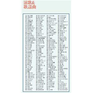 その他 ON STAGE(オンステージ) 専用追加曲チップ 200曲入りチップ(お得用タイプ) 演歌、歌謡曲中心 PKST2 ds-457015