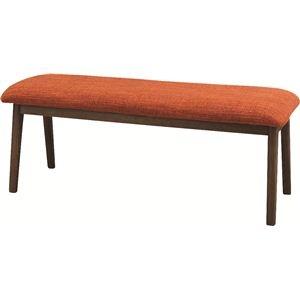 その他 モタ ベンチ 木製(天然木) 高さ37cm HOC-330BR ブラウン ds-690751