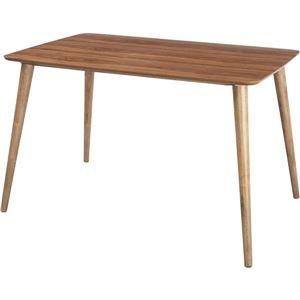 その他 ダイニングテーブル 【Tomte】トムテ 長方形 木製(天然木) TAC-242WAL ds-691531