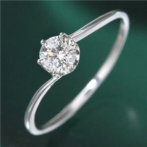 その他 プラチナ0.3ct ダイヤリング 指輪 13号 ds-789325