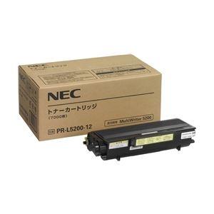 その他 NEC トナーカートリッジ PR-L5200-12 ds-807702