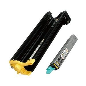 その他 エプソン(EPSON) LP-M6000シリーズ用 感光体ユニット+環境推進Vトナーセット(イエロー) LPC3K10YV ds-826780