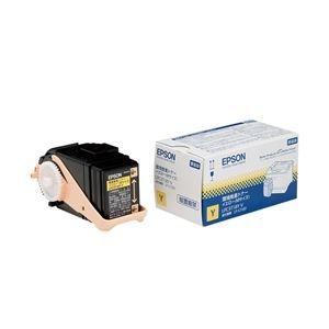 その他 エプソン(EPSON) LP-S7100用 環境推進トナー/イエロー/Mサイズ(6500ページ) LPC3T18YV ds-826855