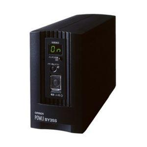 その他 オムロン 無停電電源装置(常時商用給電/正弦波出力) 350VA/210W BY35S ds-836456