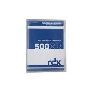 その他 Tandberg Data RDX 500GB リムーバブルディスクカートリッジ 8541 ds-840265