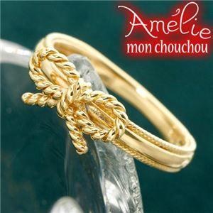 その他 Amelie Monchouchou【リボンシリーズ】リング 9号 指輪 ds-867658