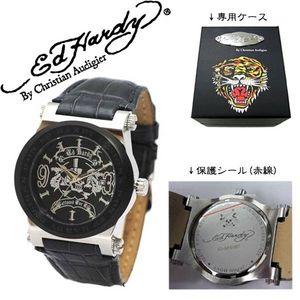 その他 ed hardy(エドハーディー) 腕時計 メンズ/レディース【AD-SR0167】 ds-389396