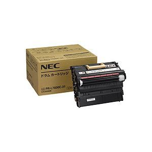 その他 NEC ドラムカートリッジ PR-L7600C-31 1個 ds-960625