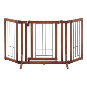 その他 リッチェル 木製おくだけドア付ゲート S 【ペット用品】 ds-1009932