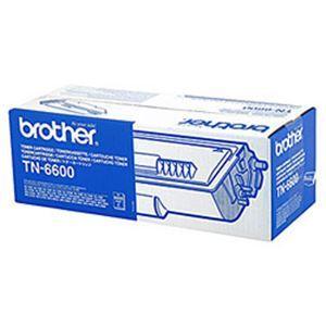 その他 【純正品】 ブラザー工業(BROTHER) トナーカートリッジ 型番:TN-6600 印字枚数:6000枚 単位:1個 ds-1095504