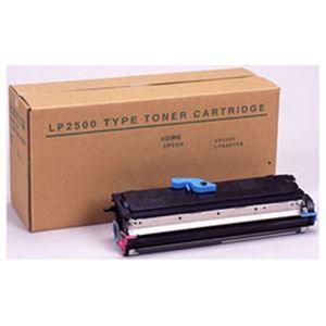 その他 エプソン(EPSON) トナーカートリッジ 型番:LPA4ETC8タイプ汎用 印字枚数:6000枚 単位:1個 ds-1096522