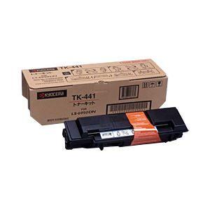 その他 【純正品】 京セラ トナーカートリッジ 型番:TK-441 印字枚数:20000枚x2個 単位:1箱(2個入) ds-1097502