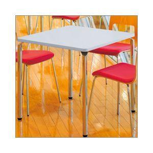 その他 アイコ リフレッシュテーブル スクエア ライトグレー ds-1098520