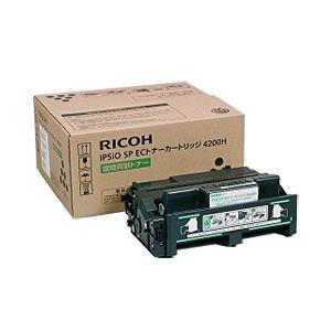 その他 【純正品】 リコー(RICOH) トナーカートリッジ ECトナーカートリッジ 型番:4200H 印字枚数:12000枚 単位:1個 ds-1098664
