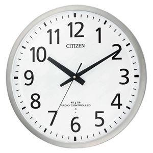 その他 シチズン 掛時計 スペイシーM463 8MY463-019 1個 ds-1128407