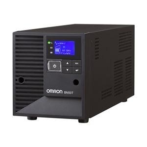 その他 オムロン 無停電電源装置 ラインインタラクティブ/500VA/450W/据置型 BN50T ds-1243604