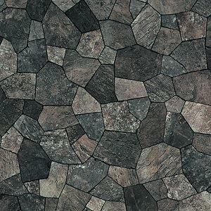 その他 東リ クッションフロアP 鉄平石 色 CF4154 サイズ 182cm巾×9m 【日本製】 ds-1288650