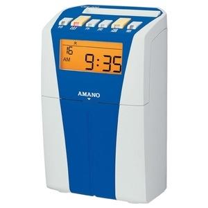 その他 アマノ 電子タイムレコーダー CRX-200 ブルー ds-1293451
