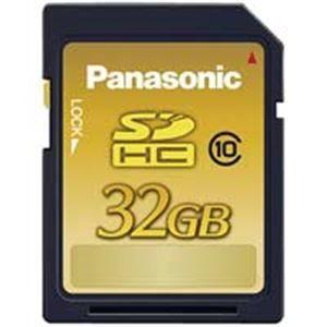 その他 Panasonic(パナソニック) SDHCメモリーカード 32GB RP-SDWA32GJK ds-1302073