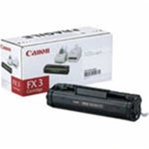その他 Canon キヤノン FAX/ファクシミリ用トナーカートリッジ 純正 【FX-3】 モノクロ ds-1304232