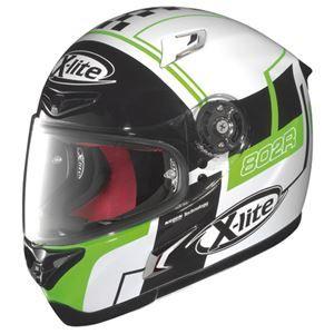 その他 【DAYTONA/デイトナ】フルフェイス ヘルメット X-LITE X802R ラッシュ WH M ds-1421353