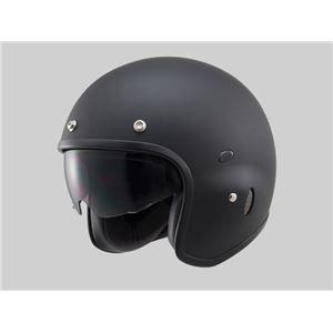 その他 【DAYTONA/デイトナ】HT PH-1 ジェットヘルメット マットブラック Mフリー ds-1421655