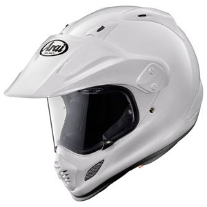 その他 アライ(ARAI) オフロードヘルメット TOUR-CROSS 3 グラスホワイト XL 61-62cm ds-1425337