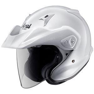その他 アライ(ARAI) ジェットヘルメット CT-Z グラスホワイト XL 61-62cm ds-1425387