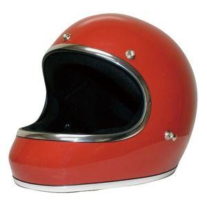 その他 ダムトラックス(DAMMTRAX) ヘルメット AKIRA レッド L ds-1425945