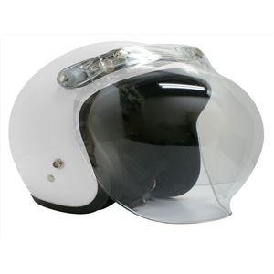 その他 ダムトラックス(DAMMTRAX) ジェットヘルメット ビッグボーイ マックス パールホワイト スーパービッグサイズ(~62cm) ds-1425961
