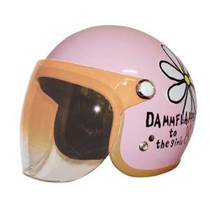 その他 ダムトラックス(DAMMTRAX) ヘルメット フラワージェット PIN ds-1426234