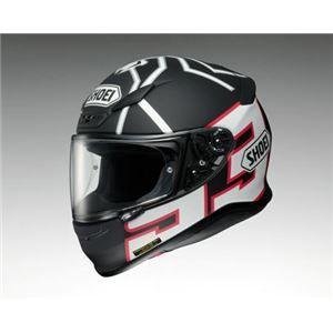 その他 ショウエイ(SHOEI) フルフェイスヘルメット Z-7 MARQUEZ ブラック ANT TC-5 ブラック/ホワイト L ds-1426782