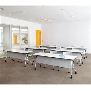 その他 【別売】幕板 プラス 会議テーブル リネロ2用 LD-M1800 M4 ds-1325401