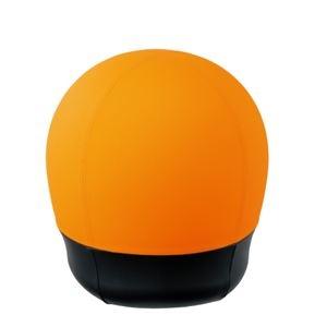 その他 CMC スツール型バランスボール/オフィスチェア 【タイヤタイプ】 オレンジ BC-S OR ds-1325575