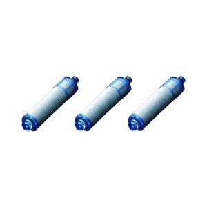 その他 【3個入り】LIXIL(リクシル) 交換用浄水カートリッジ(高塩素除去タイプ) JF-21-T ds-1440723