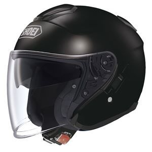 その他 ジェットヘルメット シールド付き J-CRUISE ブラック L 【バイク用品】 ds-1442767