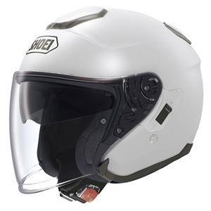 その他 ジェットヘルメット シールド付き J-CRUISE ルミナスホワイト XL 【バイク用品】 ds-1442774