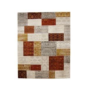 その他 トルコ製 ウィルトン織り カーペット 絨毯 『キエフ RUG』 オレンジ 約160×235cm ds-1451461