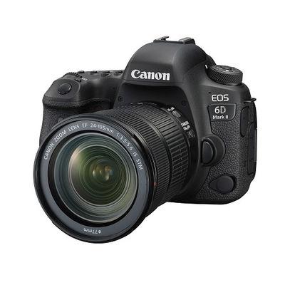 キヤノン EOS 6D Mark II・EF24-105 IS STM レンズキット EOS6DMK2-24105ISSTMLK【納期目安:3週間】