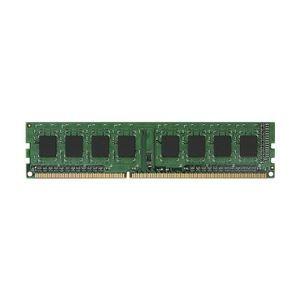 その他 エレコム RoHS対応 DDR3-1600(PC3-12800) 240pinDIMMメモリモジュール/8GB EV1600-8G/RO ds-1455991