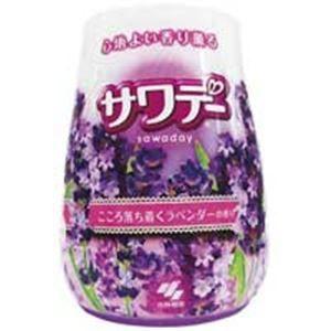 その他 (業務用40セット)小林製薬 香り薫るサワデー本体 ラベンダーの香り ds-1465637