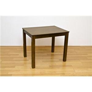 その他 NEWフリーテーブル 【85cm×65cm】 木製 ブラウン【代引不可】 ds-1225447