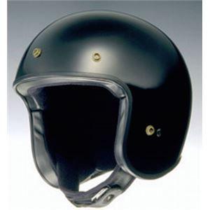 その他 ジェットヘルメット FREEDOM ブラック L 【バイク用品】 ds-1442349