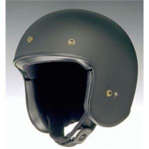 その他 ジェットヘルメット FREEDOM マットブラック XL 【バイク用品】 ds-1442358