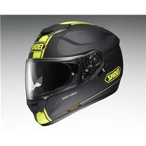 その他 フルフェイスヘルメット GT-Air WANDERER TC-3 イエロー/ブラック L 【バイク用品】 ds-1442927