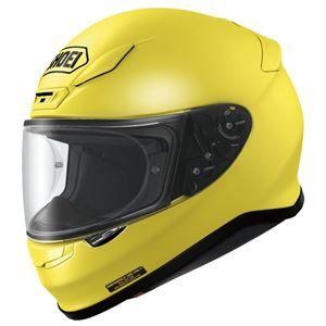 その他 フルフェイスヘルメット Z-7 ブリリアントイエロー L 【バイク用品】 ds-1442999