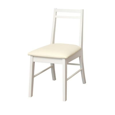 市場(Marche) ine reno chair (ホワイト) INC-2574-WH